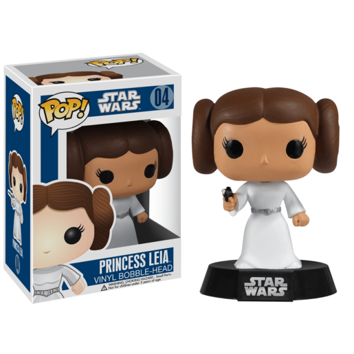 Picture of Funko Pop! Star Wars Classic - Leia