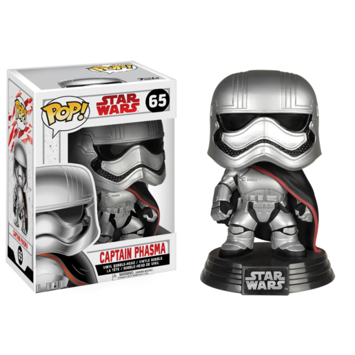 Picture of Funko Pop! Star Wars Episode XI - Captain Phasma