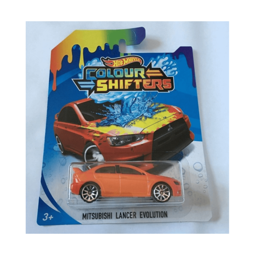 Picture of Hot Wheels Colour Shifters - Mitsubishi Lancer Evolution