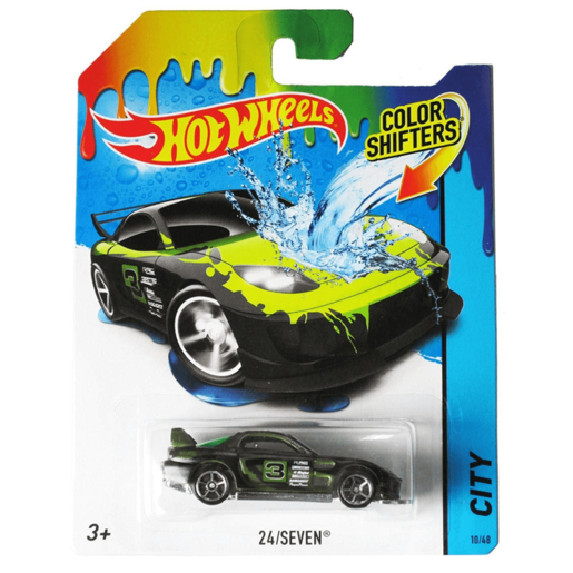 Picture of Hot Wheels Colour Shifters - 24 / Seven