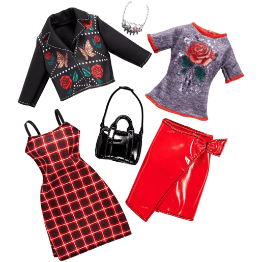 Picture of Barbie Fashions Punk and Rock - 2 Pack Outfit
