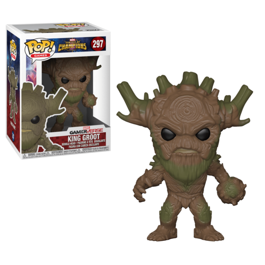 Picture of Funko Pop! Games: Marvel Contest Of Champions - King Groot