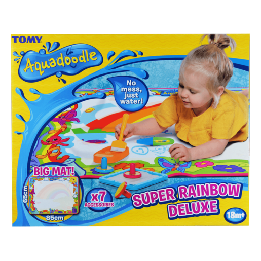 Picture of Tomy Aquadoodle Super Rainbow Deluxe