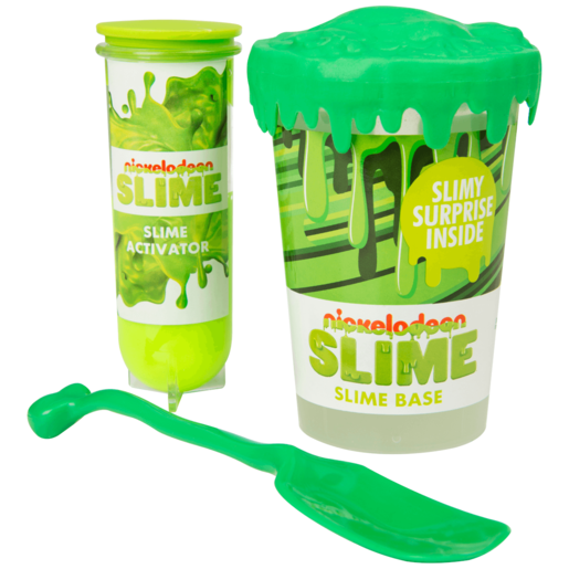 Picture of Nickelodeon Make Your Own Slime Set - Green