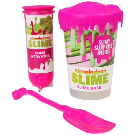 Picture of Nickelodeon Make Your Own Slime Set - Pink