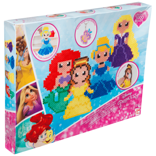 Picture of Meltums Picture Bead Creation - Disney Princess
