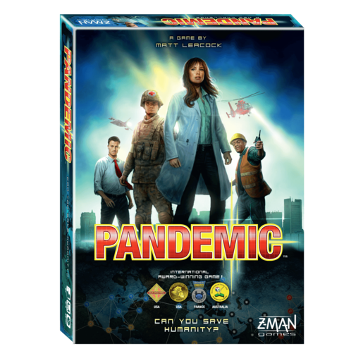 Picture of Pandemic Game
