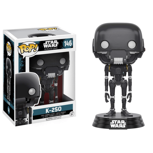 Picture of Funko Pop! Star Wars Rogue One K-2SO