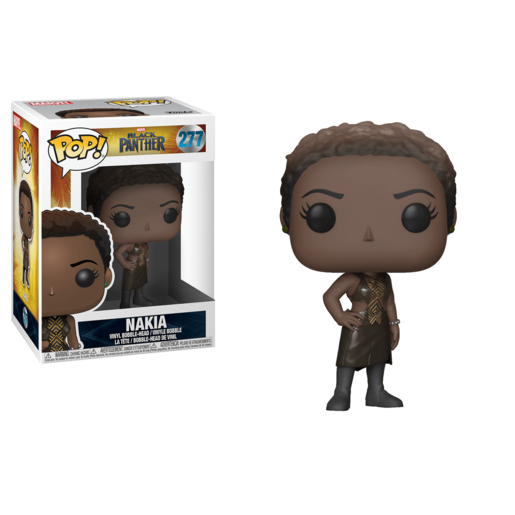 Picture of Funko Pop! Marvel: Black Panther - Nakia