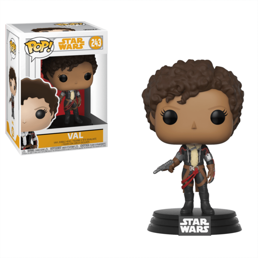 Picture of Funko Pop! Movies: Star Wars Solo - Val