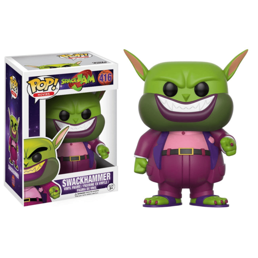 Picture of Funko Pop! Movies: Space Jam  - Swackhammer