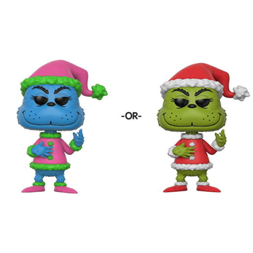 Picture of Funko Pop! Movies: The Grinch - The GrinchSanta(Styles Vary)