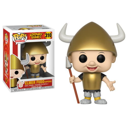 Picture of Funko Pop! Animation: Looney Tunes - Elmer Fudd (Viking)
