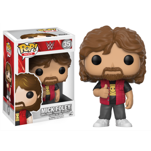 Picture of Funko Pop! WWE Series 5 - Mick Foley Old School