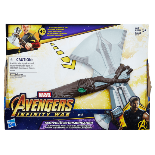 Picture of Marvel Avengers Infinity War - Stormbreaker Electronic Axe