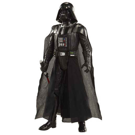 Picture of Star Wars 50cm Deluxe Darth Vader with Lightsaber Action