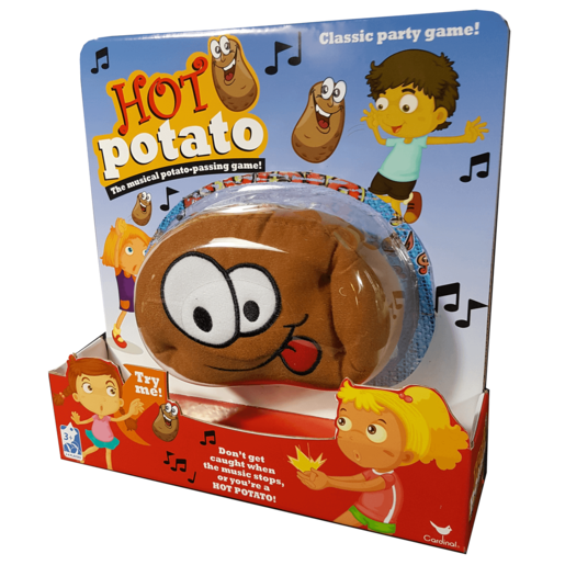 Picture of Hot Potato Party Game