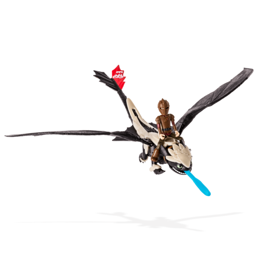 Picture of DreamWorks Dragons: Race to the Edge - Toothless & Hiccup Armoured Dragon