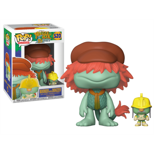 Picture of Funko Pop! Television: Fraggle Rock 35th Anniversary - Boober with Doozer