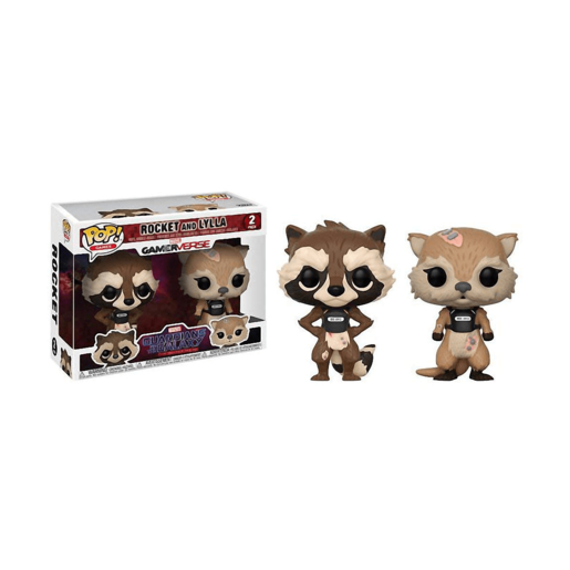 Picture of Funko Pop! Games: Marvel Guardians of Galaxy - Rocket and Lylla