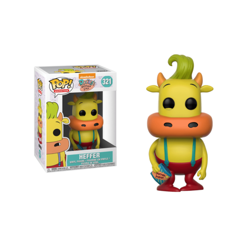 Picture of Funko Pop! Animation: Rocko's Modern Life - Heffer