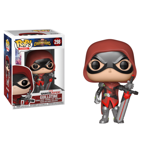 Picture of Funko Pop! Games: Marvel Contest Of Champions - Guillotine