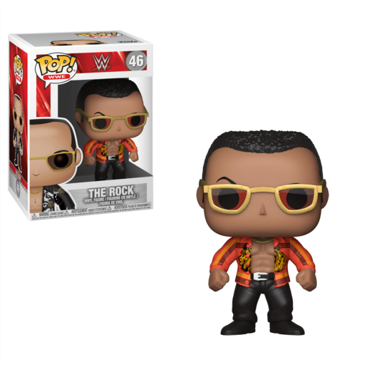 Picture of Funko Pop! WWE - The Rock