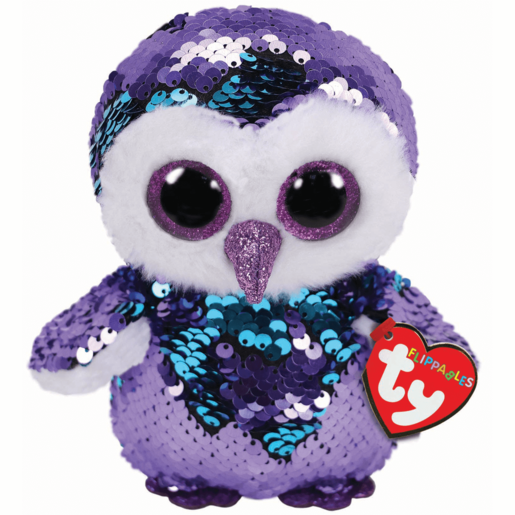 Picture of Ty Flippables 15cm Gift Plush - Moonlight
