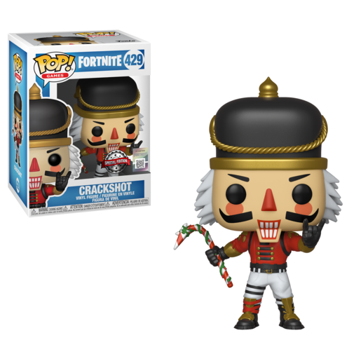 Picture of Funko Pop! Games: Fortnite - Crackshot