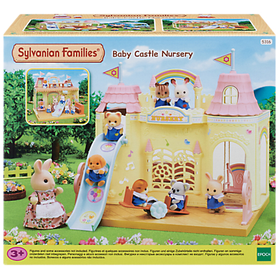 Picture of Sylvanian Families Baby Castle Nursery