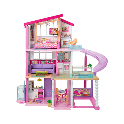 Picture of Barbie Dreamhouse With Slide
