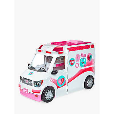 Picture of Barbie Care Clinic Vehicle