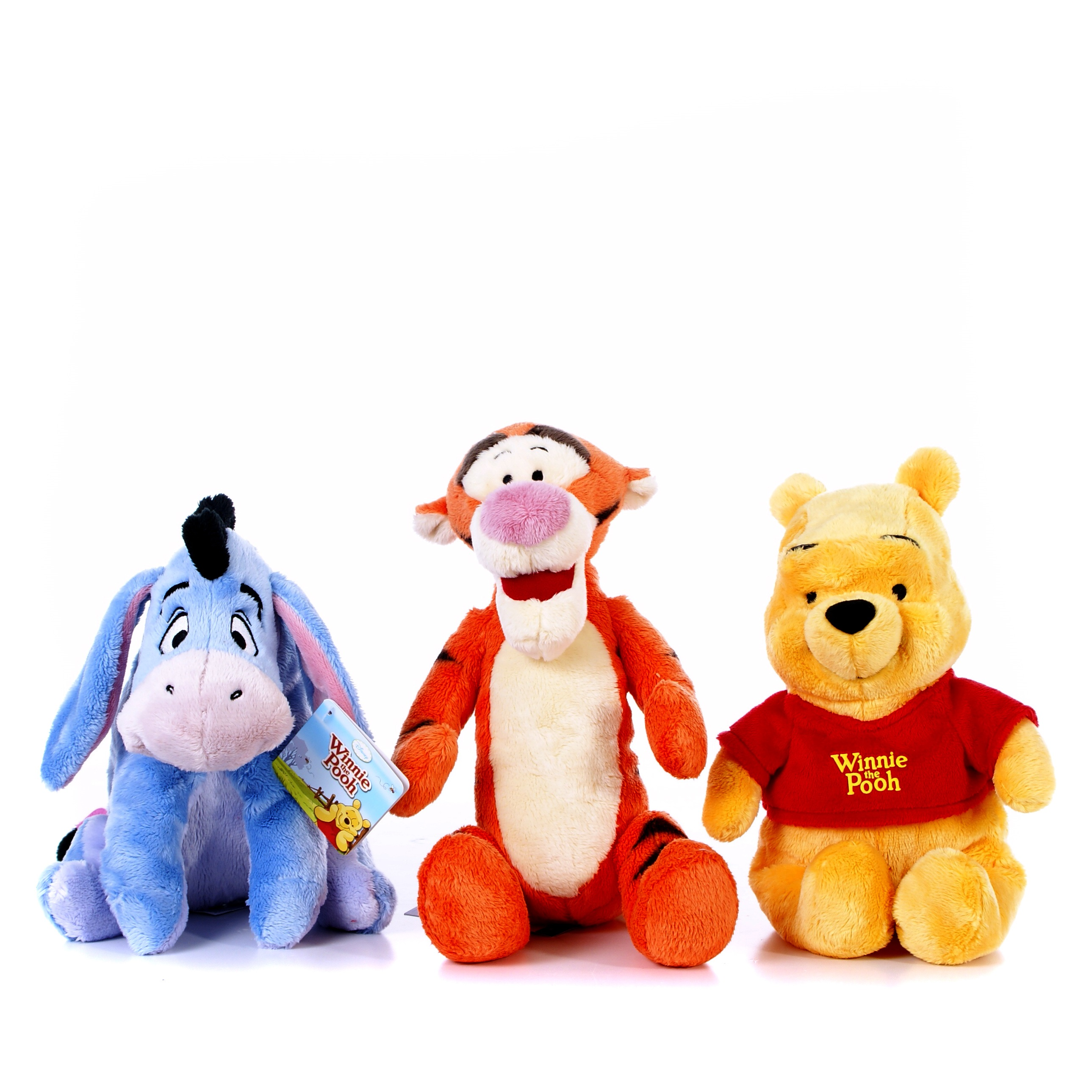 Picture of Winnie The Pooh Core 10-Inch Soft Toy Assortment