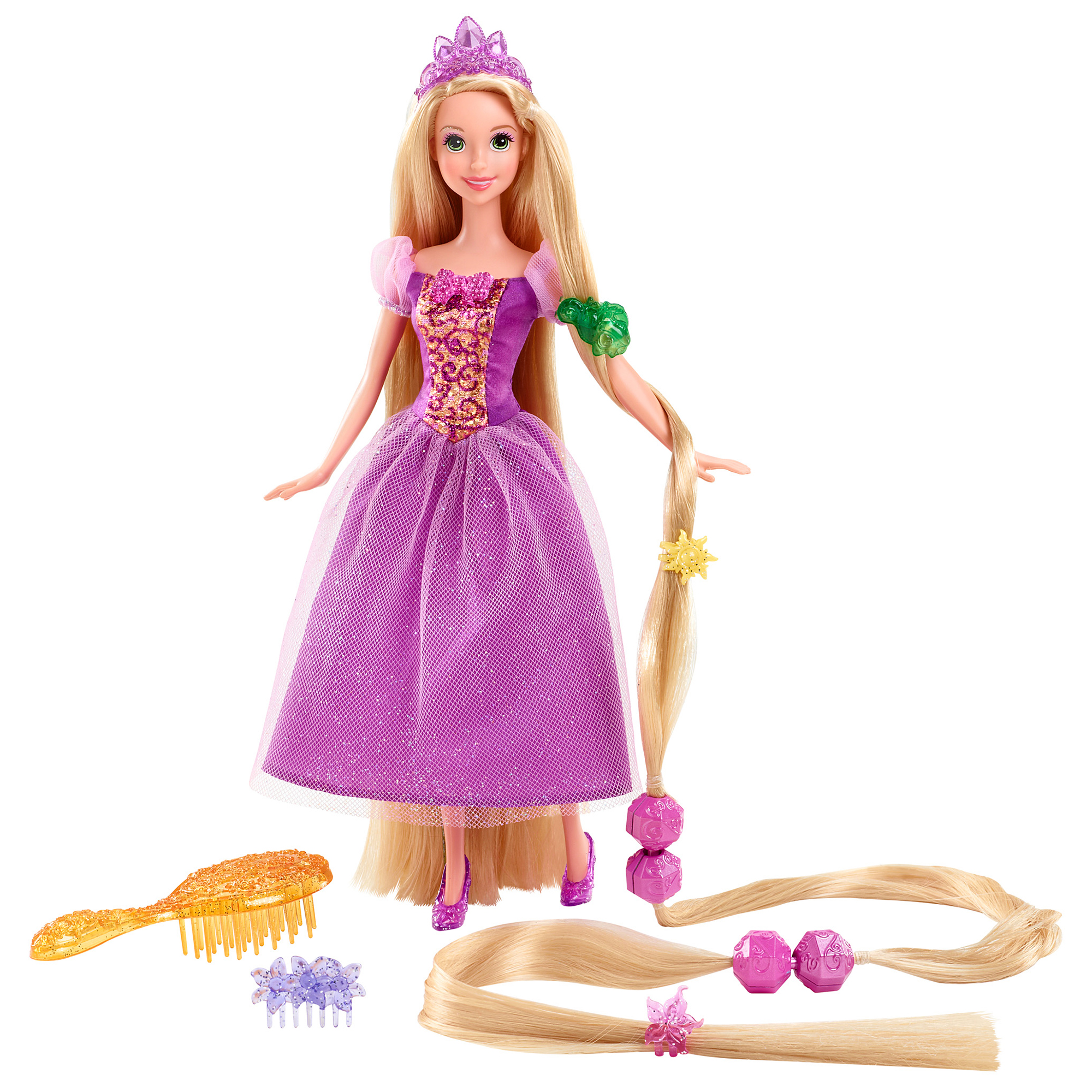 Picture of Disney Princess Fairytale Hair Rapunzel