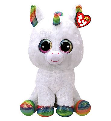 Picture of Ty Pixy Unicorn Large Beanie Boo