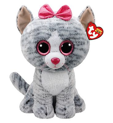 Picture of Ty Kiki Cat Large Beanie Boo