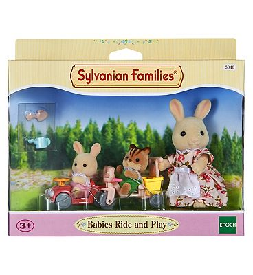 Picture of Sylvanian Families Babies Ride and Play