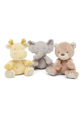 Picture of Mothercare Teddy's Toy Box Soft Toy