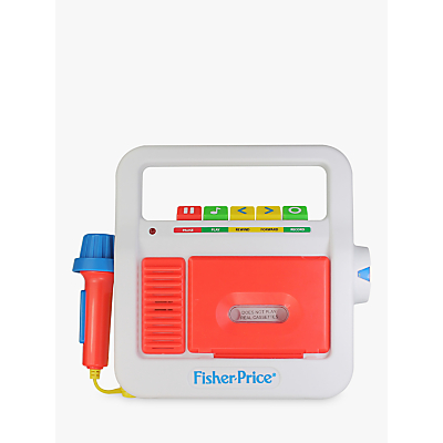 Picture of Fisher-Price Play Tape Recorder