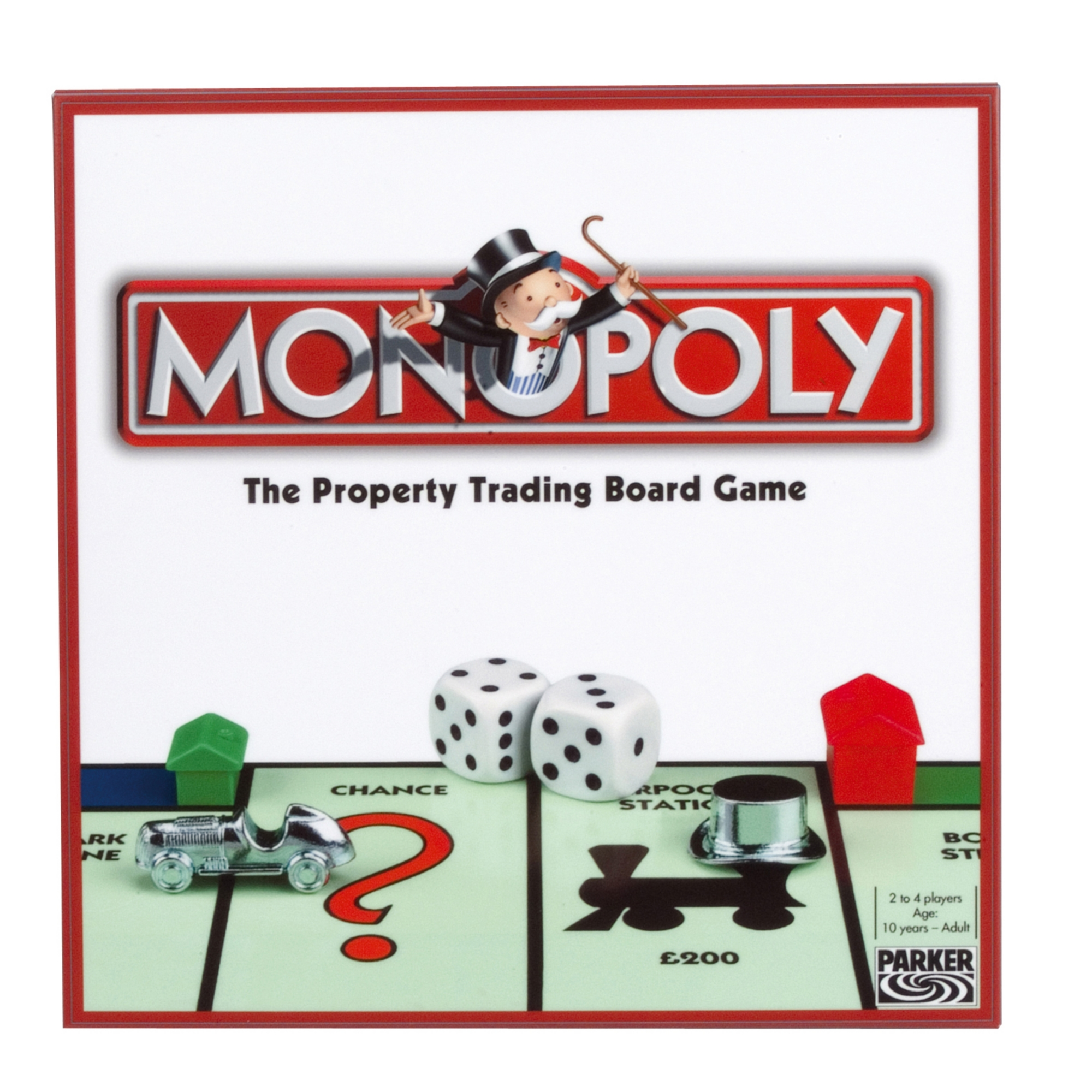 Picture of Monopoly