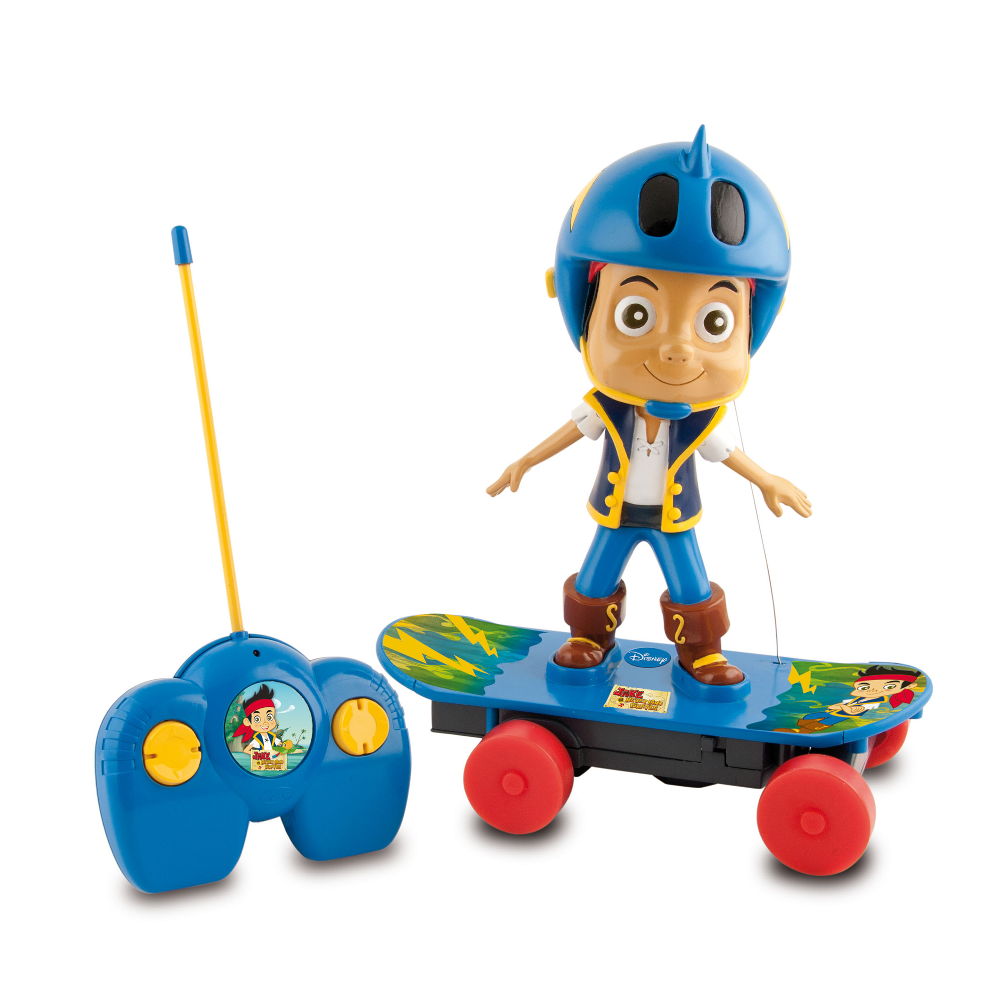 Picture of Disney Jake & The Neverland Pirates RC Skate Board