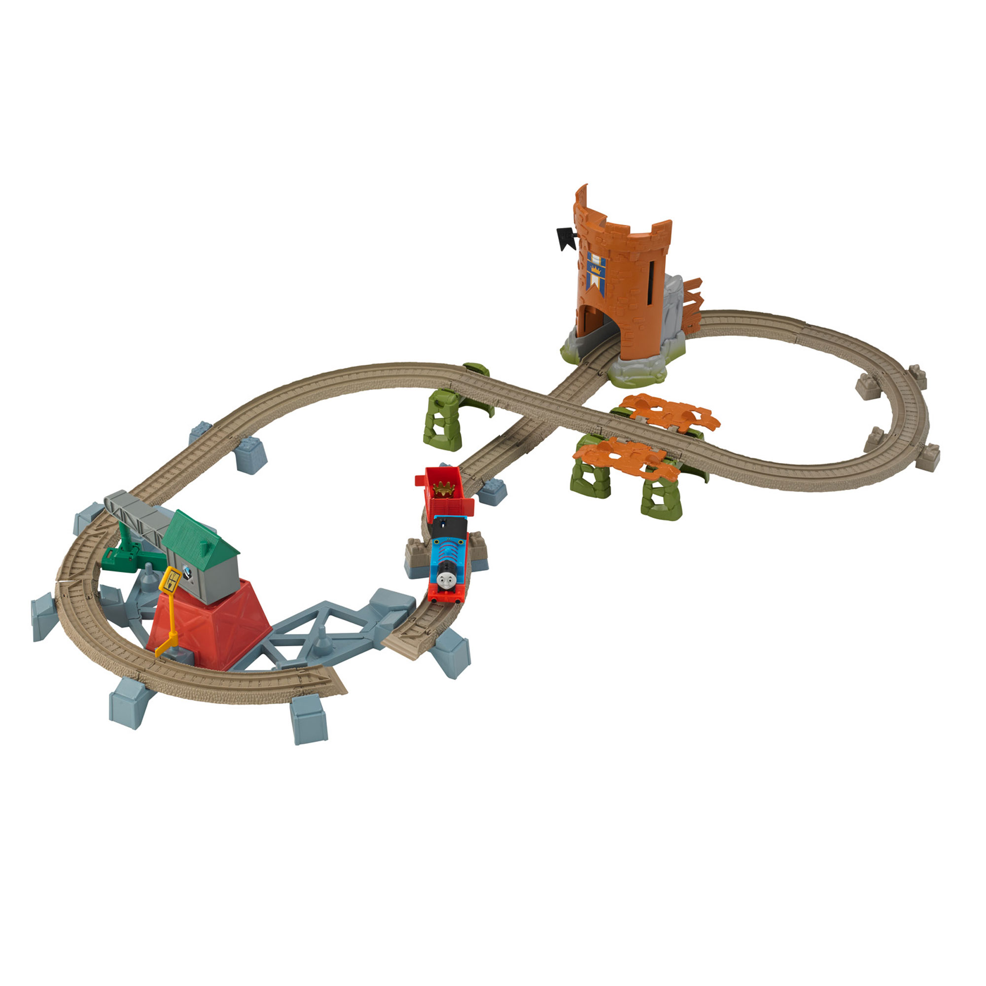 Picture of Thomas & Friends Trackmaster King of the Railway Playset