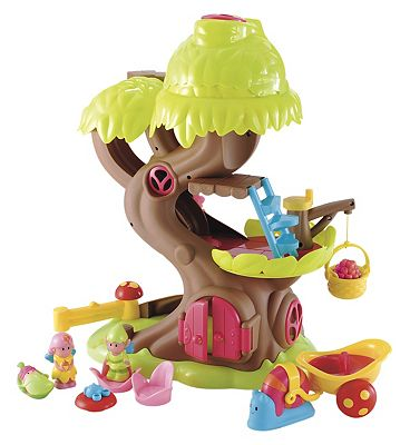 Picture of Happyland Forest Fairy Treehouse