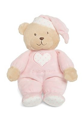 Picture of Mothercare Bedtime Bear - Pink
