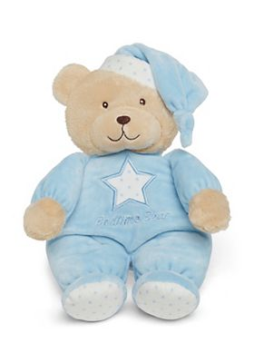 Picture of Mothercare Bedtime Bear - Blue