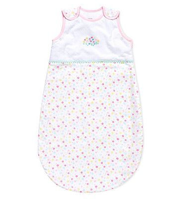 Picture of Mothercare confetti party sleeping bag 0-6m 2.5
