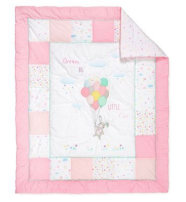 Picture of Mothercare confetti party quilt