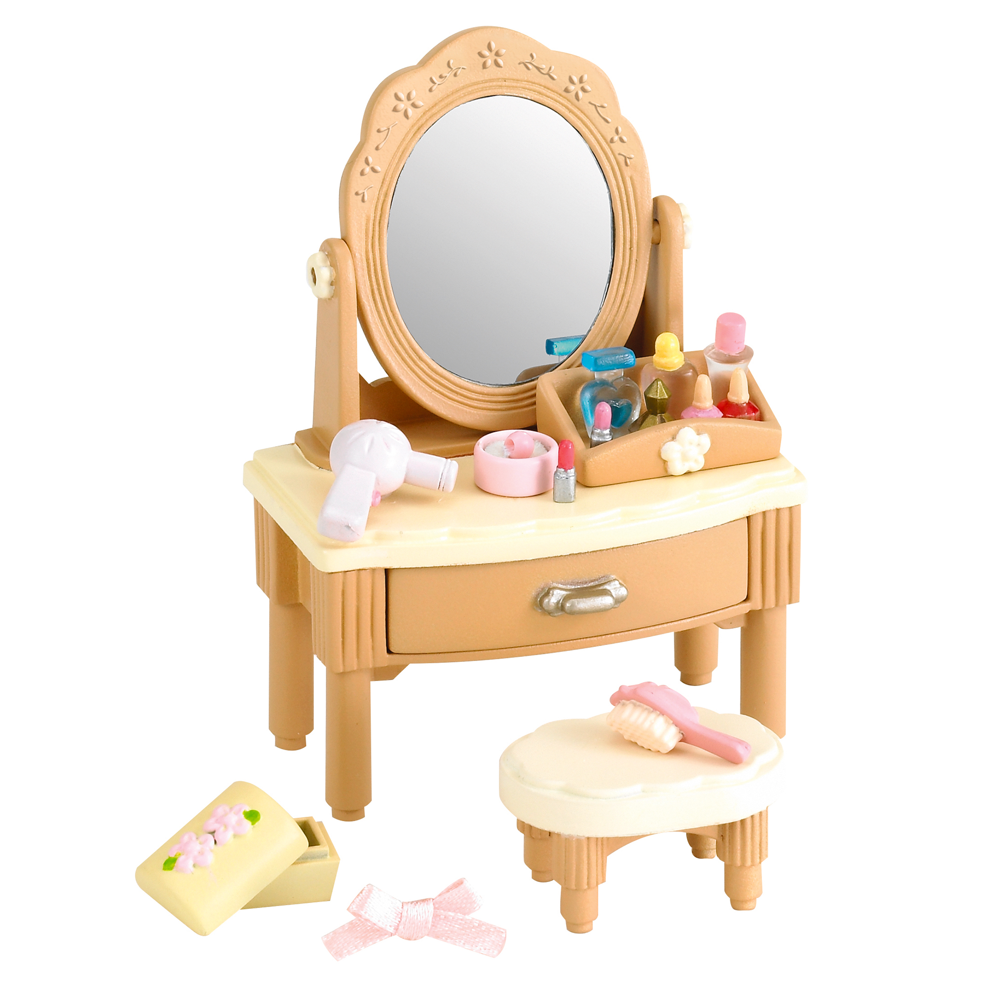 Picture of Sylvanian Families Bedroom Dressing Table