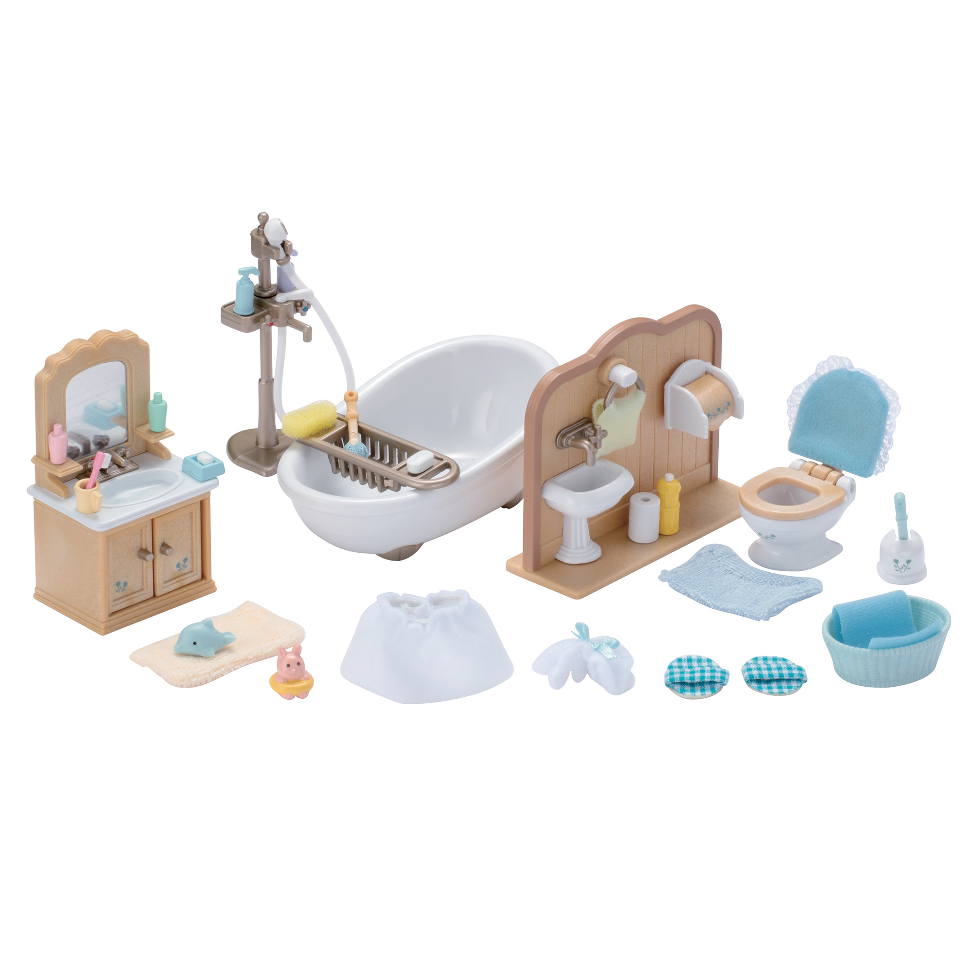 Picture of Sylvanian Families Country Bathroom Set