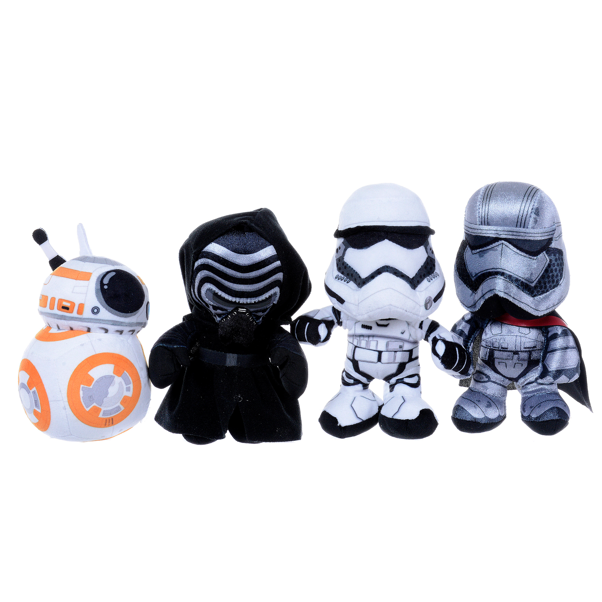 Picture of Star Wars The Force Awakens Small Soft Toy Assortment